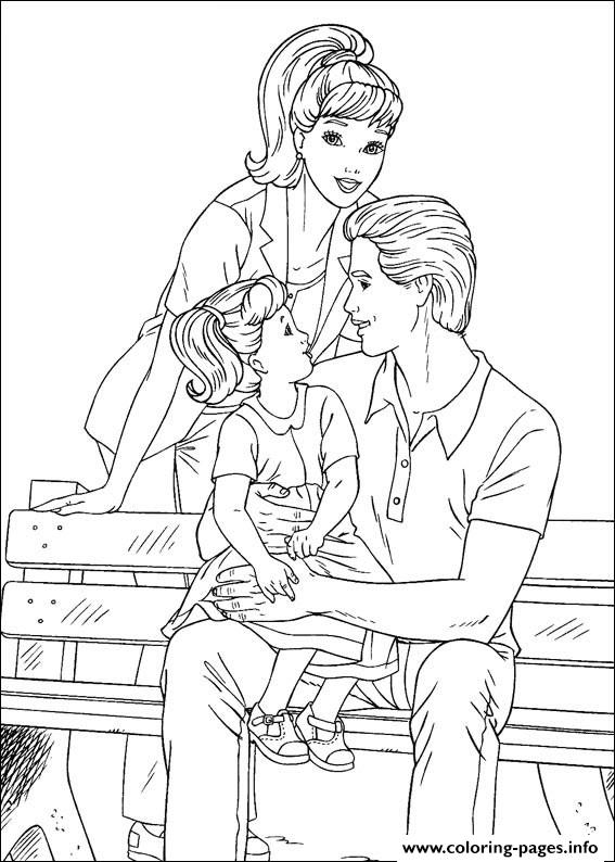 Barbie62 coloring pages