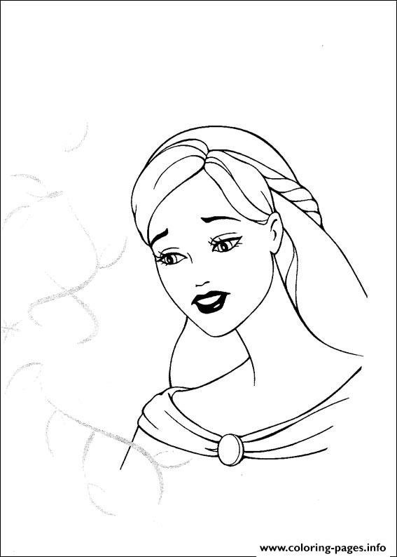 Barbie Magic Pegasus 03 coloring pages