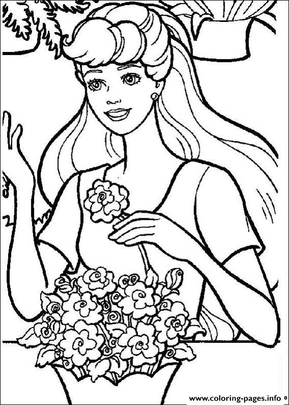 Barbie3 coloring pages