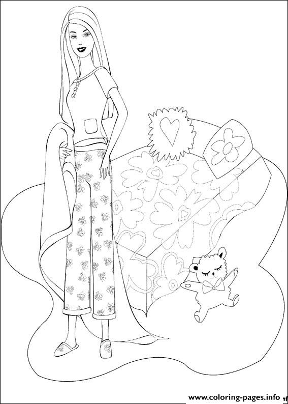 Barbie_68 coloring pages