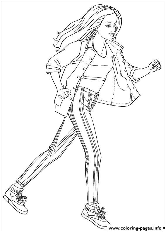 Barbie39 coloring pages
