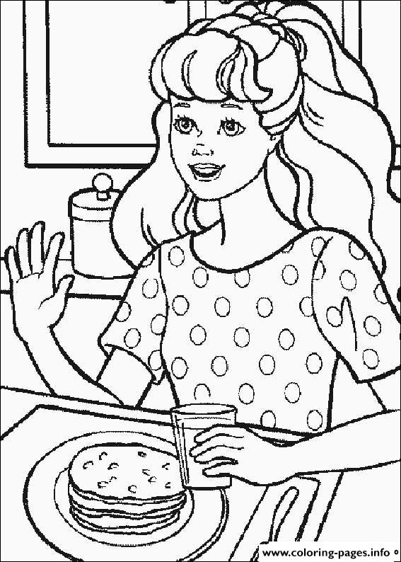 Barbie33 coloring pages