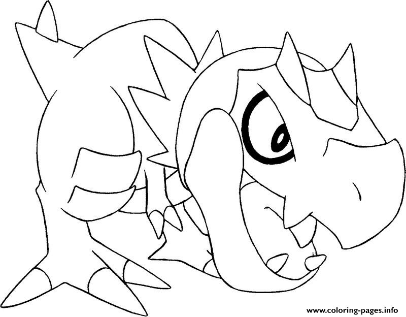 Pokemon X Ex 25 coloring pages