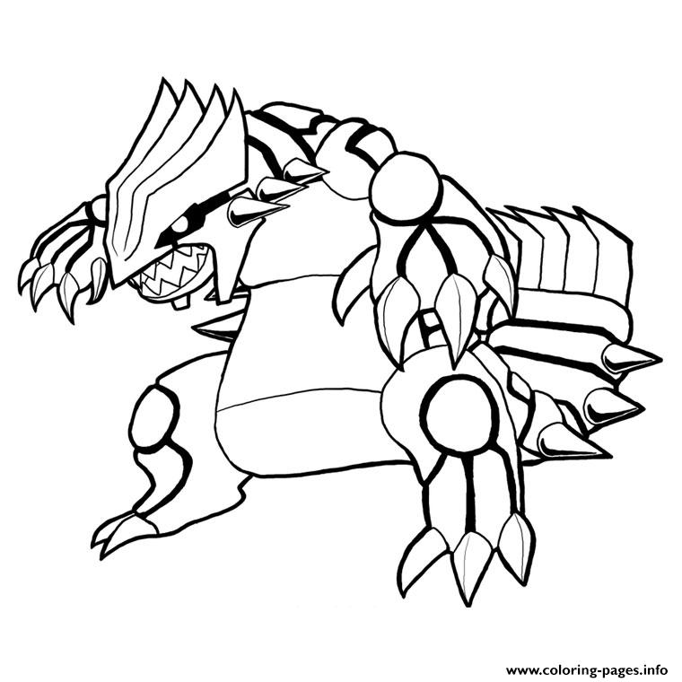 Pokemon X Ex 31 coloring pages