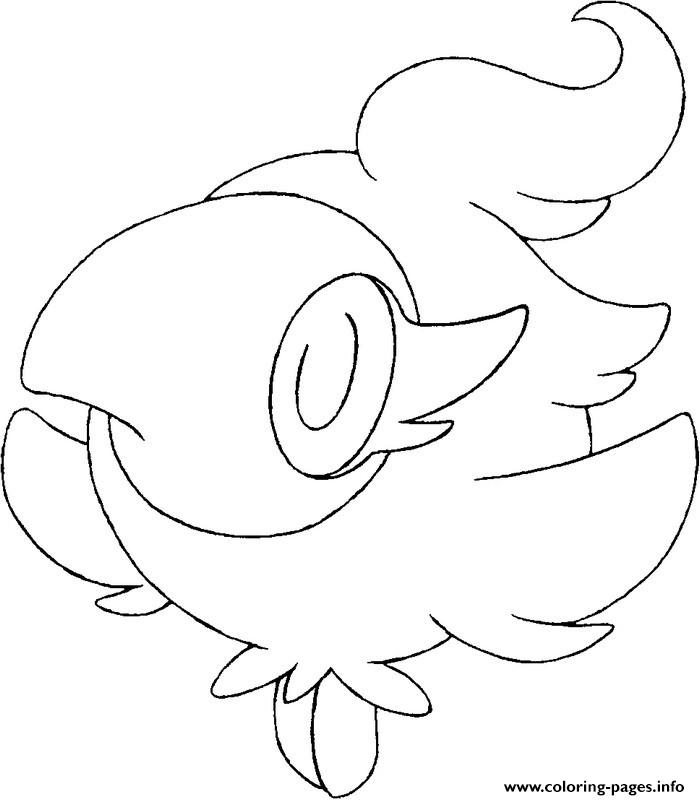 Pokemon X Ex 33 coloring pages