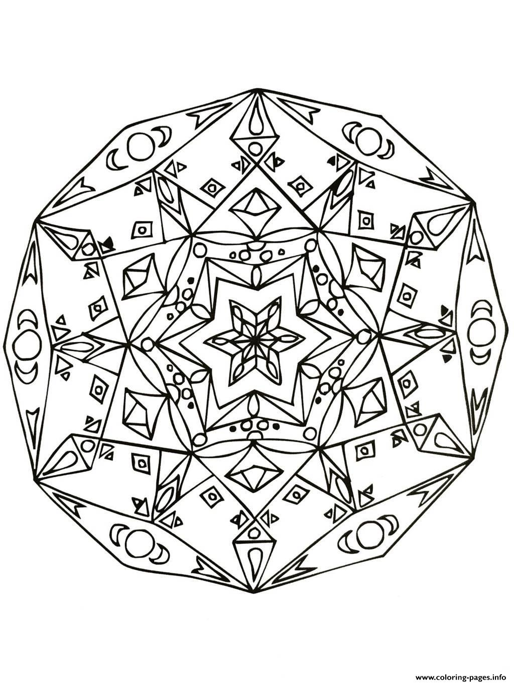 Mandalas To Download For Free 24  coloring pages