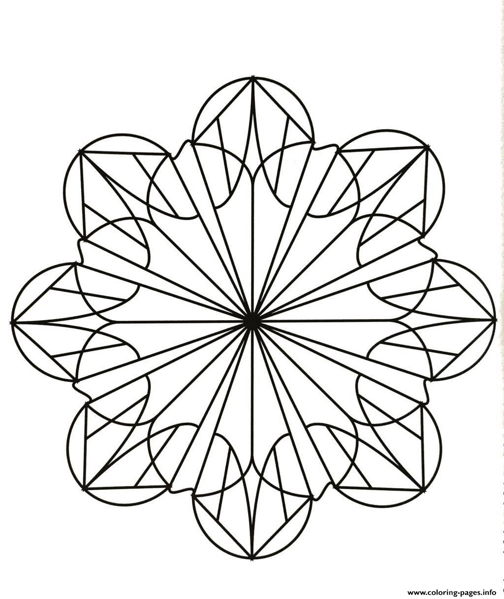 mandalas to download for free 19 coloring pages printable. Black Bedroom Furniture Sets. Home Design Ideas