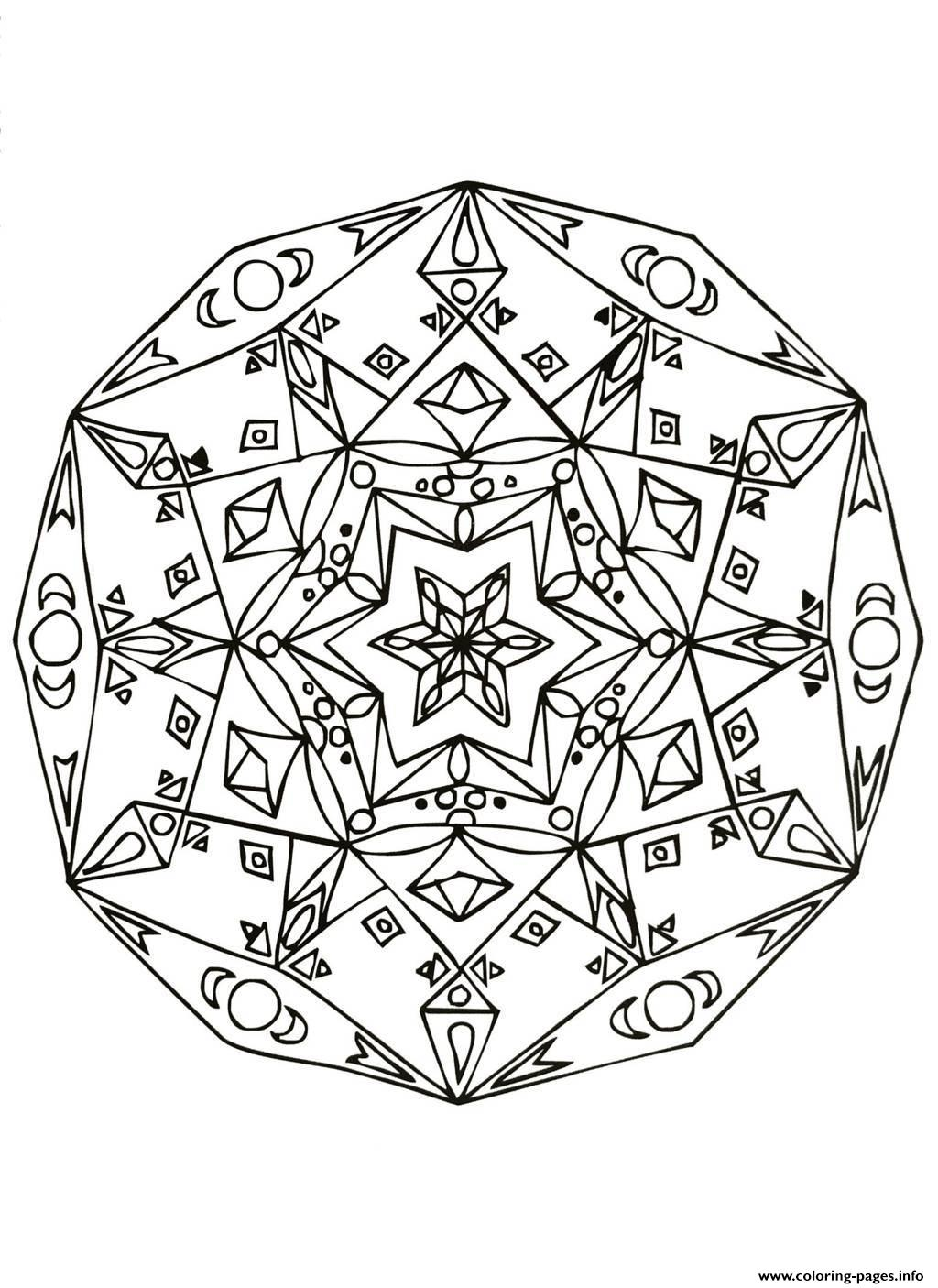 Mandalas To Download For Free 16  coloring pages