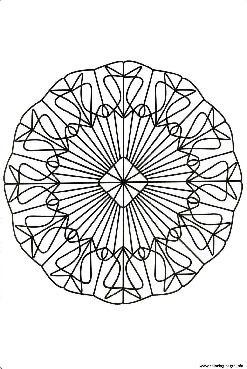 Mandalas To Download For Free 27  coloring pages