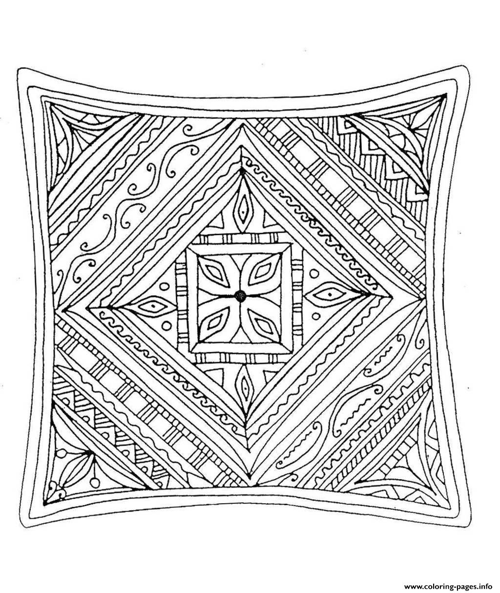 For Adults 5 coloring pages