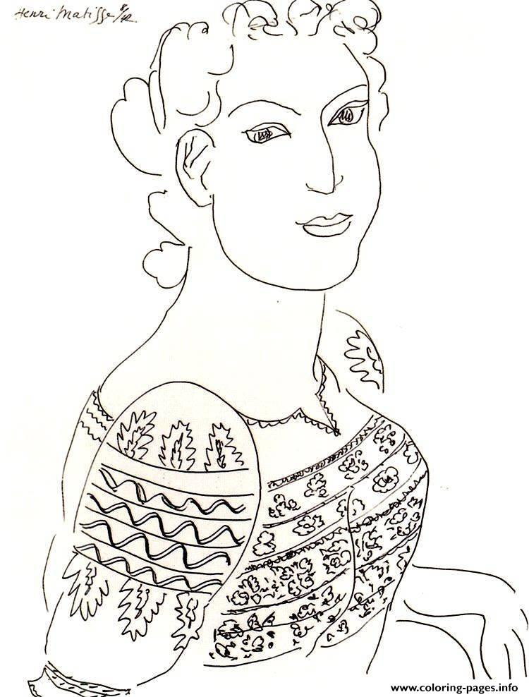 Pablo Picasso Lesson Plans Activities Coloring Pages