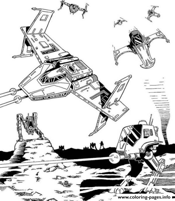 Star Wars Galactic Heroes Coloring Pages