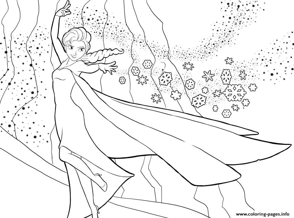 Frozen Strength 4f7c coloring pages