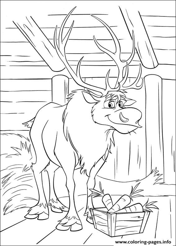 frozen 22 coloring pages