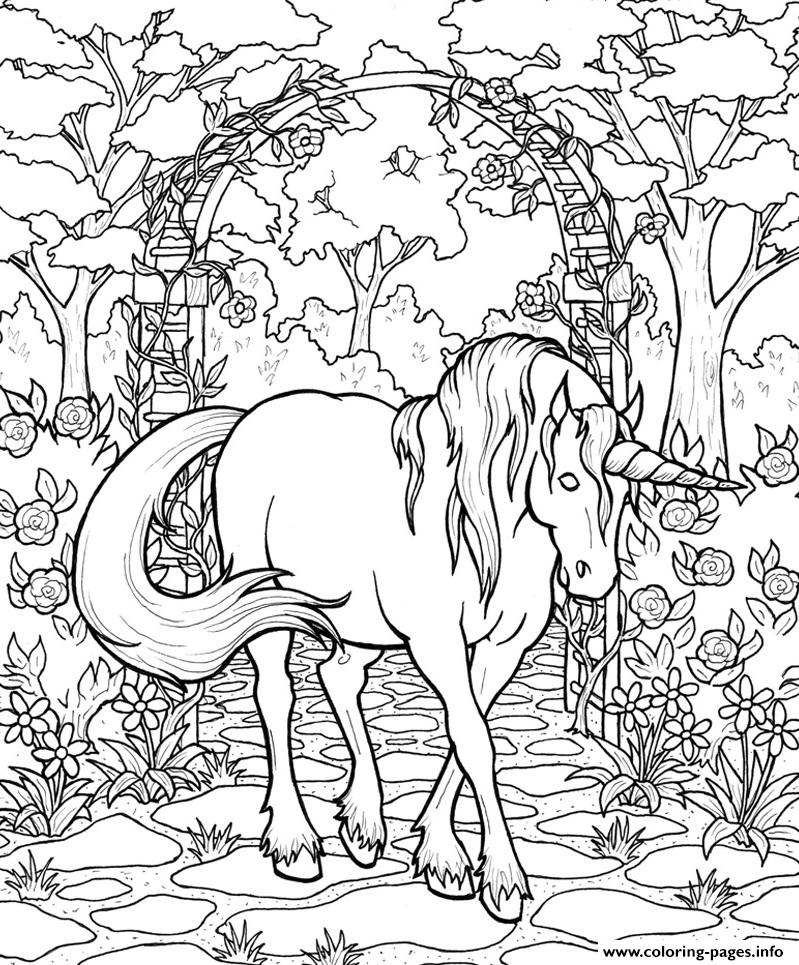 Mythical Horse Sb0e5 Coloring Pages