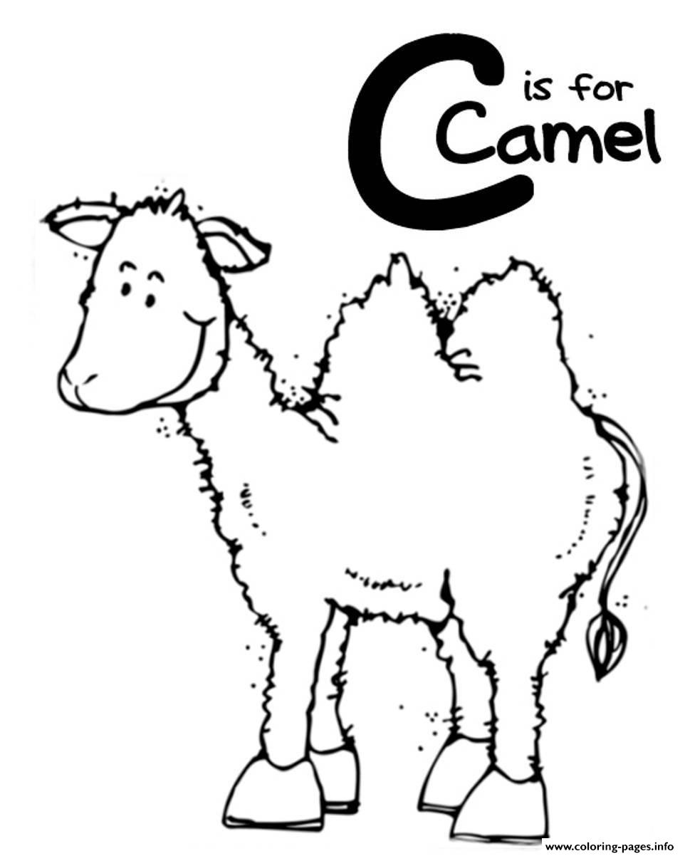c is for coloring pages - photo #49