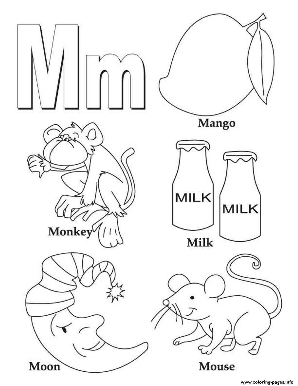 12 Best pictures about alphabet sounds coloring pages at www