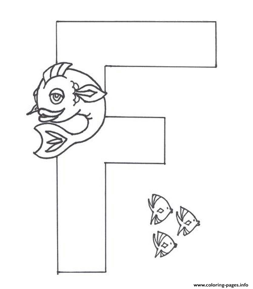 fish free alphabet s letter fc136 coloring pages printable