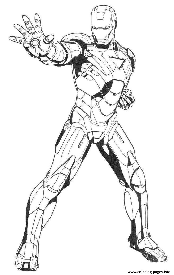 iron man coloring in pages68de Coloring pages Printable