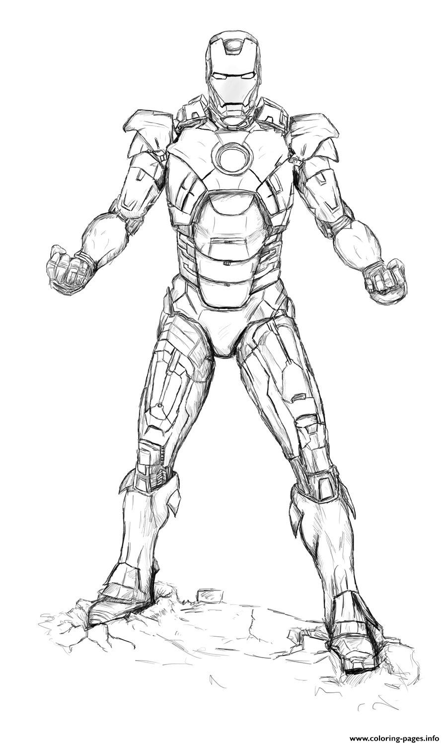Adult Beauty Iron Man Printable Coloring Pages Gallery Images top iron man mark 6 coloring pages weapons and sheets to print131f gallery images