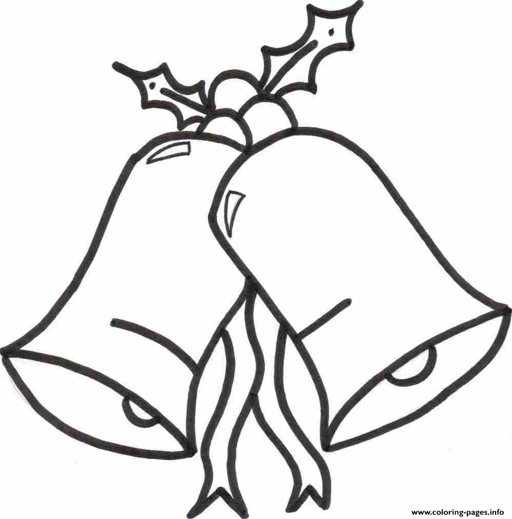 Printable Free S For Christmas Bells8bb6 coloring pages