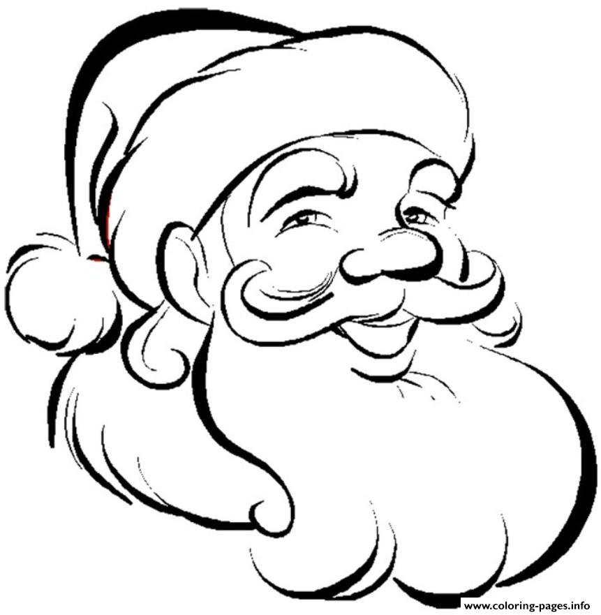 Free Santa Claus Sc468 coloring pages