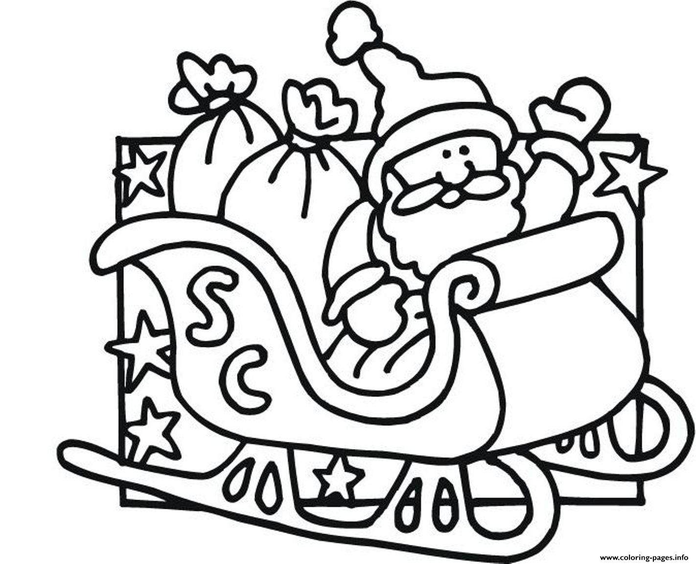Coloring Pages Of Santa Claus2174 Coloring Pages Printable