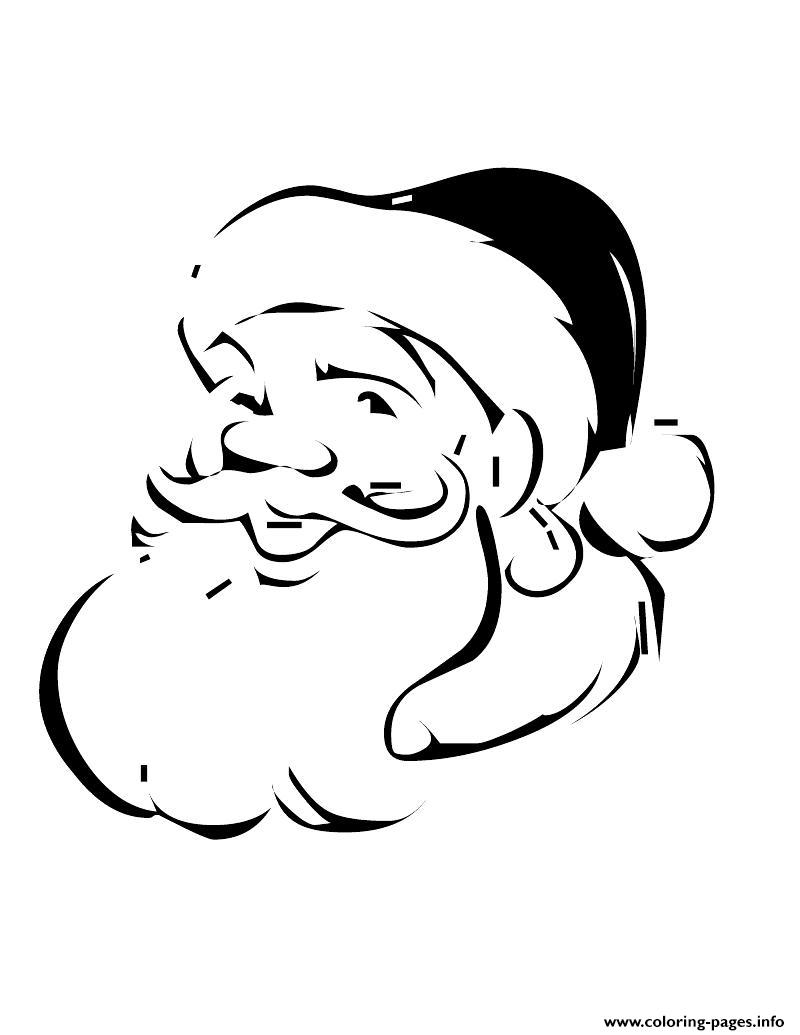 Santa Claus Christmas S For Kids48ca coloring pages