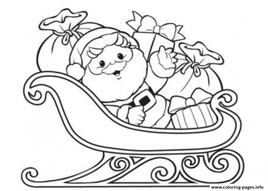 Coloring Pages Of Santa Claus Free0e5d Coloring Pages Printable