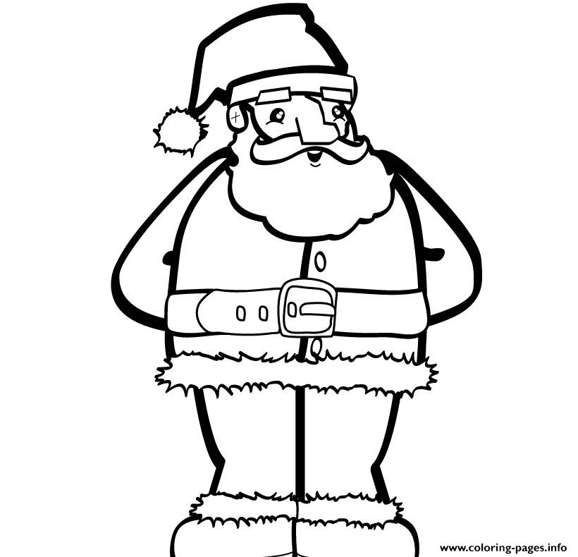 Santa Claus S Free1931 coloring pages