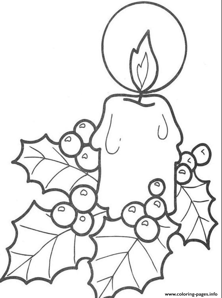 Simple Free S For Christmas Cante7cb1 coloring pages