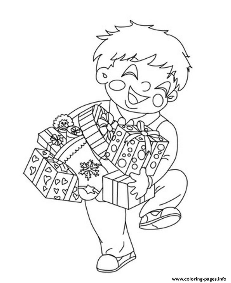 Happiness In Christmas S Printable412f coloring pages