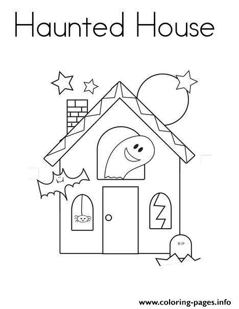 Easy Halloween Haunted House S