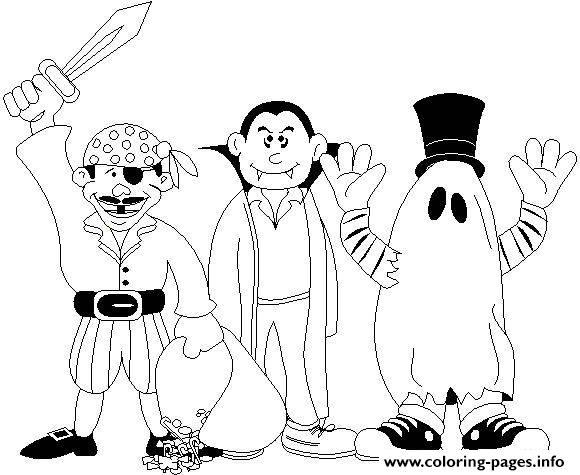 Halloween Costume Ideas S Printable