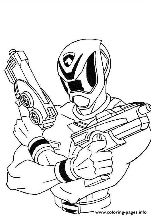 Power Rangers S Kids Printablecb30 coloring pages