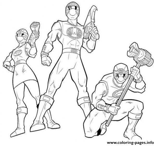 Power Rangers Ninja Storm S Freee35c coloring pages