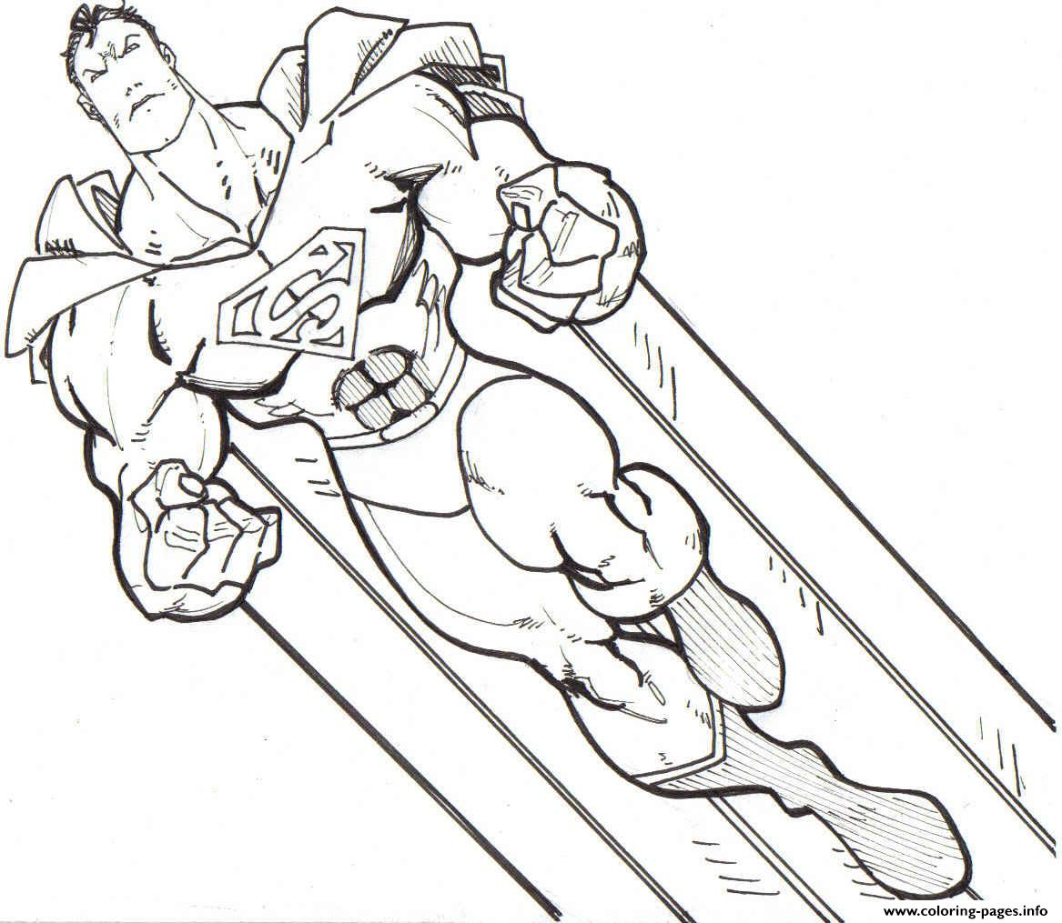 Superman S Free Printableca6f coloring pages