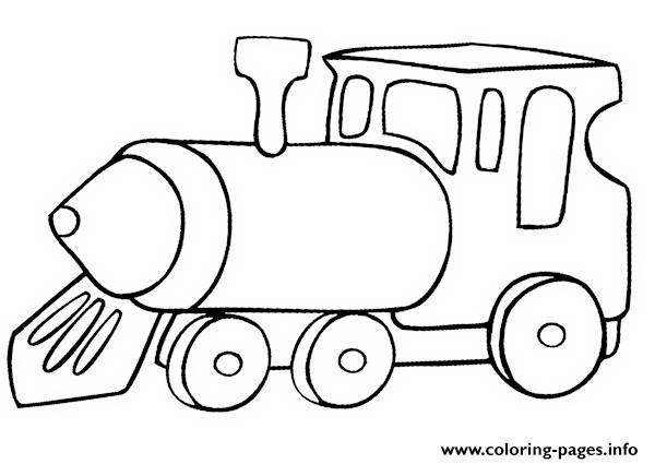 Free Train  For Boys8d42 coloring pages
