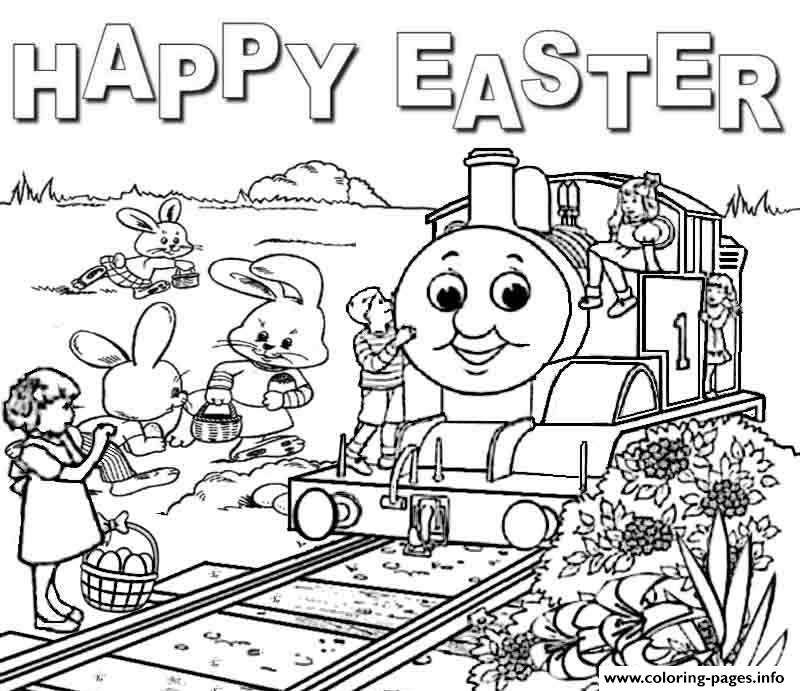 Thomas the train easter sc421 coloring pages printable Call of Duty Coloring Pages GTA Coloring Pages Princess Coloring Pages