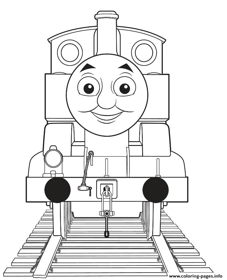 Thomas The Train Characters S5db9 Coloring Pages Printable