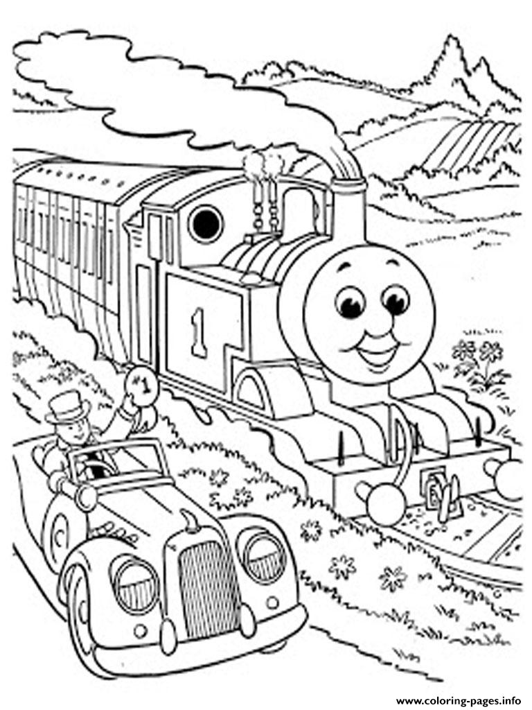Free S Of Thomas The Train Kids9e46 coloring pages
