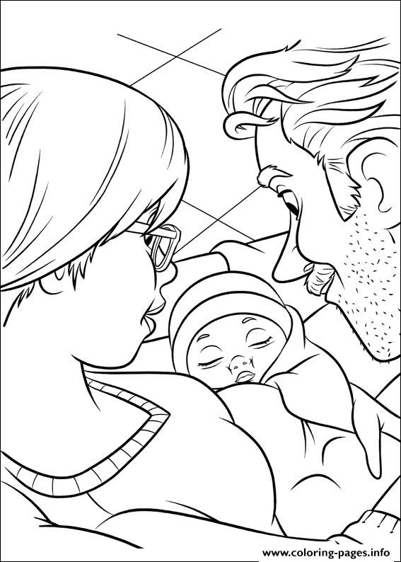 Inside Out 01 coloring pages