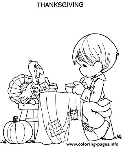 Really Cute Thanksgiving Sddcd Coloring Pages Printable