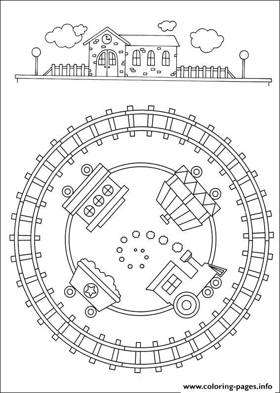 Simple Free Mandalas 46 coloring pages