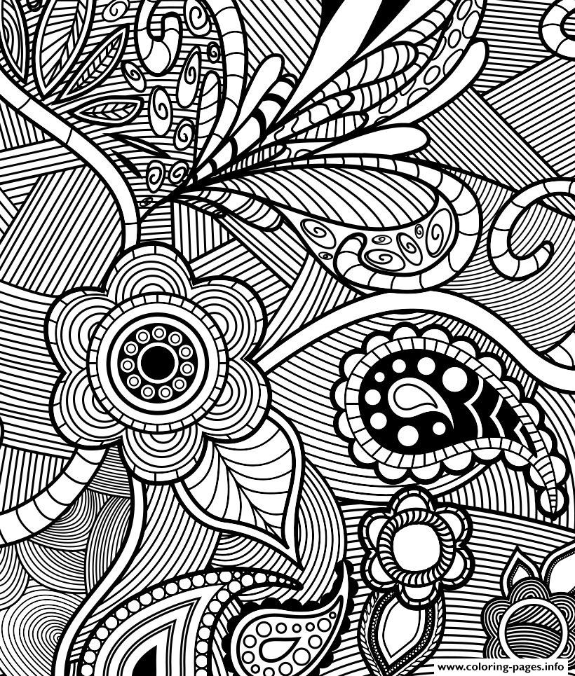 Coloring pages to print designs - Coloring Pages To Print Designs 47