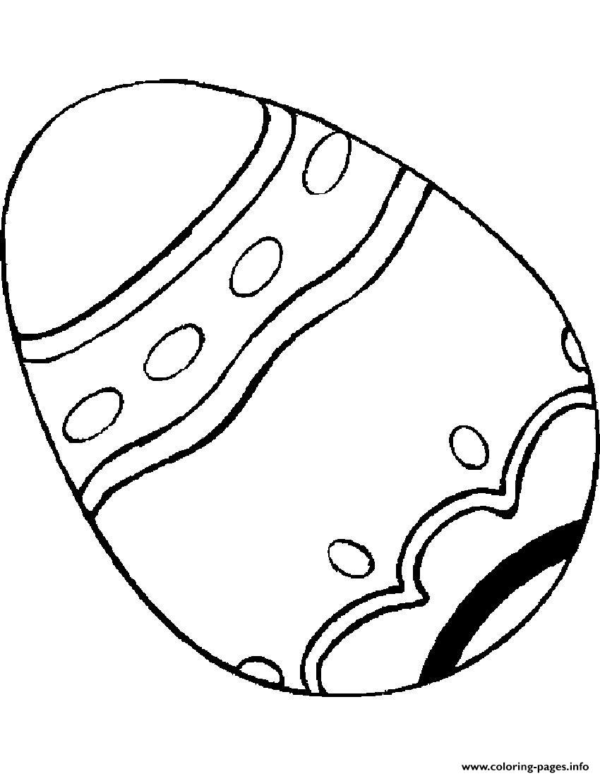 Kid Easter S Eggsb2a2 Coloring Pages