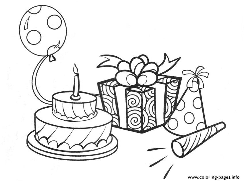 Free Birthday S Stuff26c0 coloring pages