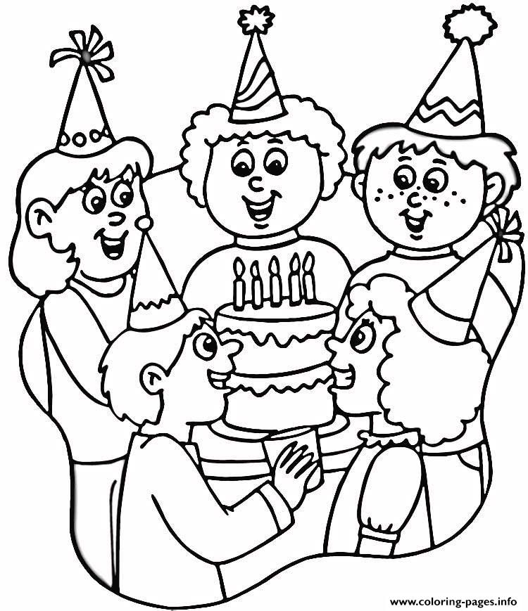 Printable Happy Birthday S Free5d1c Coloring Pages Printable