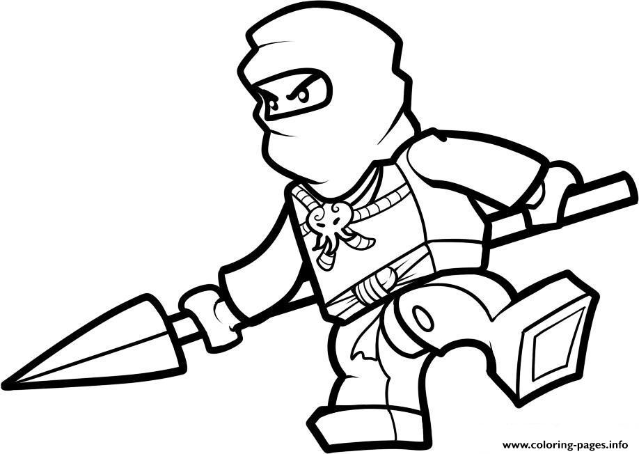 Free Ninjago S421e coloring pages