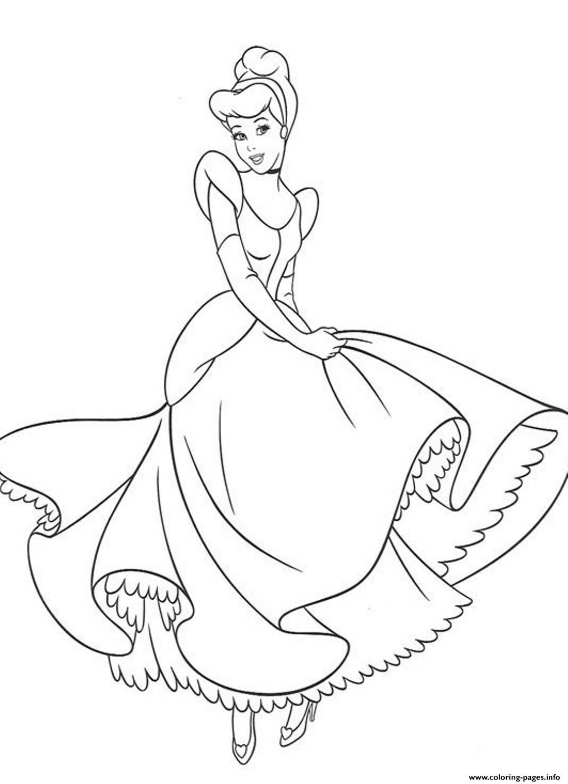Coloring book info princess - 464 Prints